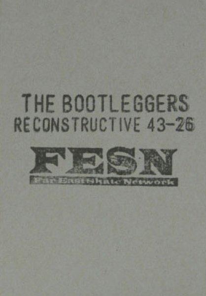 画像1: FESN 25TH リバイバルDVD第5弾【THE BOOTLEGGERS 】 (1)